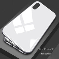 Ultra Magnetic Adsorption Phone Case For iPhone XS Max XR X 8 Plus