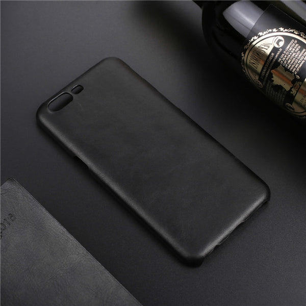 Genuine leather back cover case For samsung Galaxy Note 8