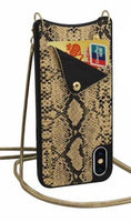 Fashion Crossbody Case With Strap Long Chain for iPhones