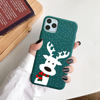 iPhone 12 Pro Max Christmas deer case