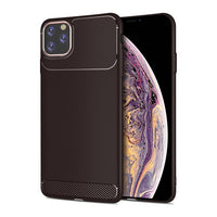 Luxury Ultra Thin Scrub Matte Silicon Soft Shockproof Case Cover For iPhone11 Pro Max