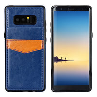 Vertical Flip Case For Samsung Galaxy Note 8 S9 Plus S9 Magnet Buckle