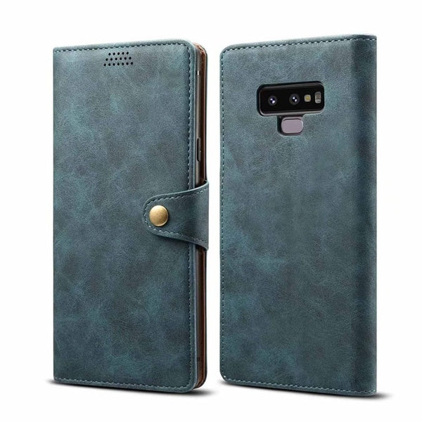 Soft TPU Retro Flip Case for Samsung Galaxy Note 9 S9 S9 Plus