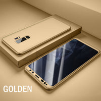 360 Degree Ultra Thin Phone Case For Samsung S9 S8 Plus S9 S8 Note 8 Note 9