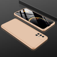 3 In 1 Hard Matte 360 Full Protection Cover Case For Samsung S20 Series