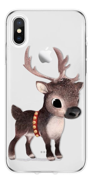 Merry Christmas Case for iPhone X XS XS Max XR