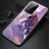 Luxury Tempered Glass Shockproof Case For Samsung Galaxy S20 Series