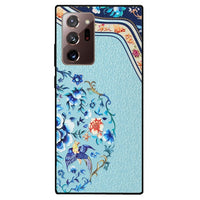3D Cool Emboss Soft Silicone Protective Cover Case For Samsung Galaxy Note 20 Series