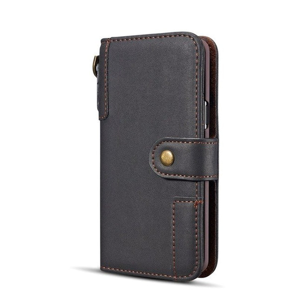 Note 9 Strap Flip Wallet Case For Samsung Galaxy Note 9