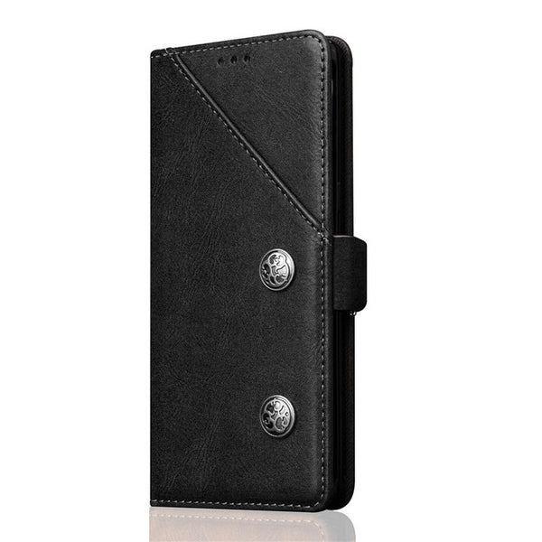 Genuine Leather Fashion Design Case for Galaxy Note 8 S9 S9 Plus