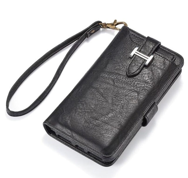 Multifunctional mobile phone Leather case