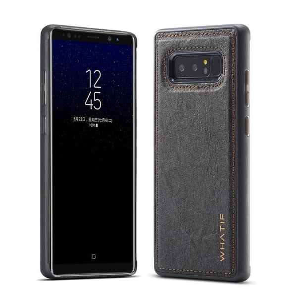 Samsung Galaxy Note 9 Waterproof Soft TPU Back Cover