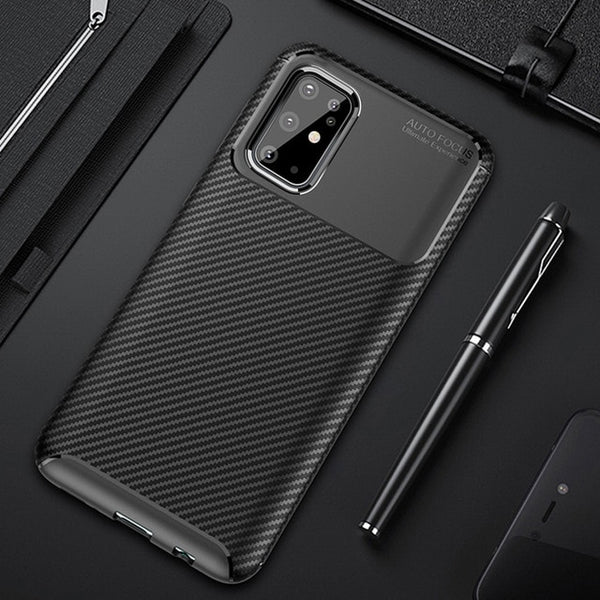 Carbon Fiber Case for Galaxy S20 Ultra