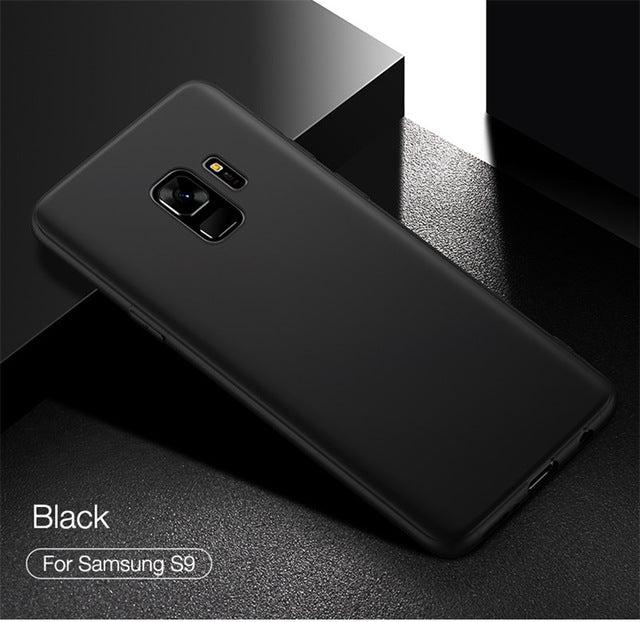Ultra Thin 0.6mm Full Protection Galaxy S9 S9+ Note 8