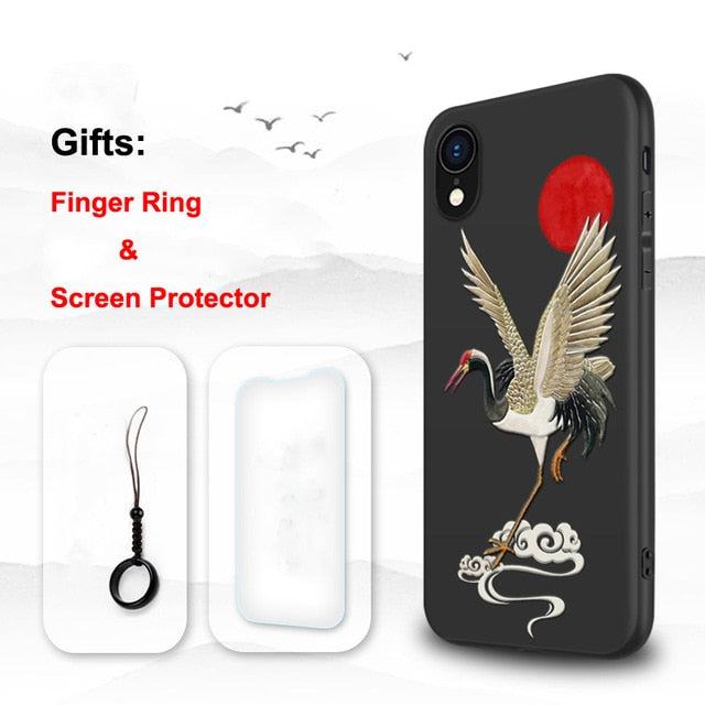 edc8d165af 3D Art Case For iPhone X XS XS Max 8 7 Plus - The Bananas Store