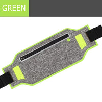 Outdoor Waist Phone Bag for Jogging Gym Sports
