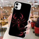 iPhone 12 mini zodiac case 1