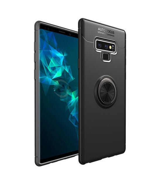 Magnetic Ring Case Cover For Samsung Galaxy Note 9