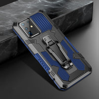 Luxury Shockproof Case Stand Metal Belt Clip Cover For Samsung Galaxy S20 & Note 20 Series