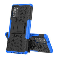 Fashion Luxury Armor Shockproof Case with Kickstand For Samsung Galaxy Note 20