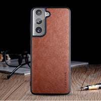 Galaxy S21 Ultra Leather Case