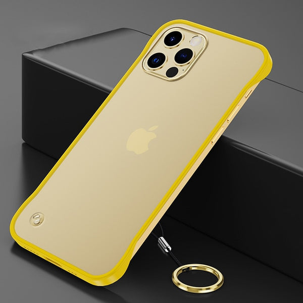 iphone 12 Pro max Finger Ring case