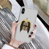 Art Signs Zodiac Phone Case For iPhone X XS MAX 11 & 12 Series