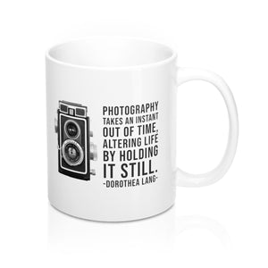 Photography Takes an Instant Out of Time