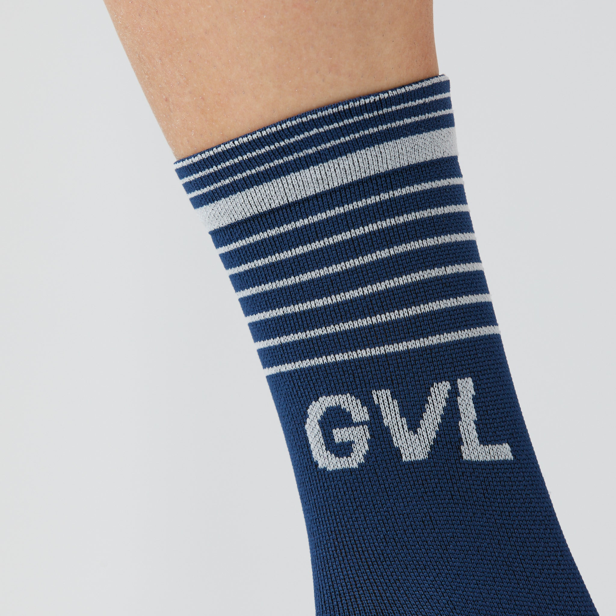 givelo | G-Socks - Striped Navy
