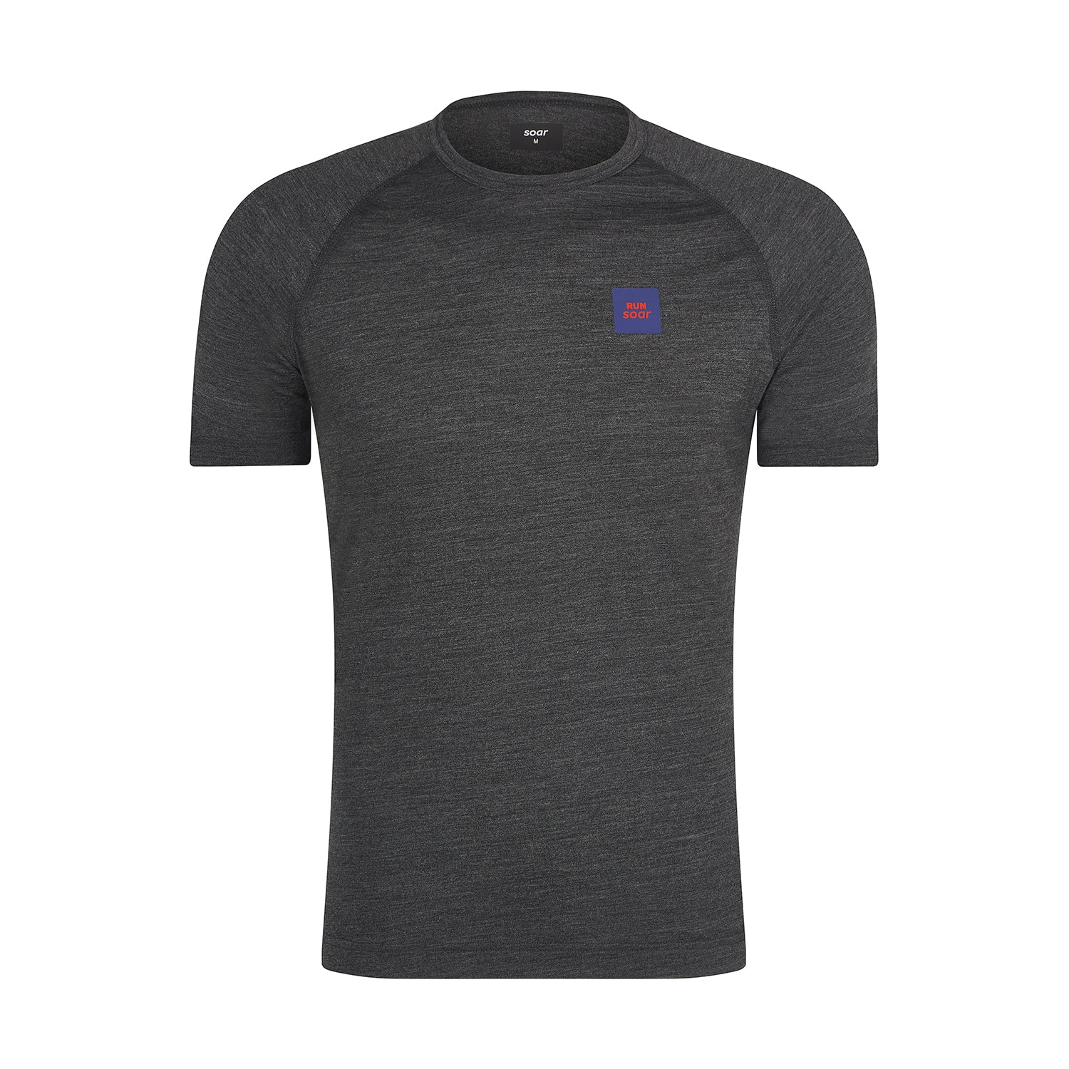 Soar | Short Sleeve Merino & Silk T-Shirt Base