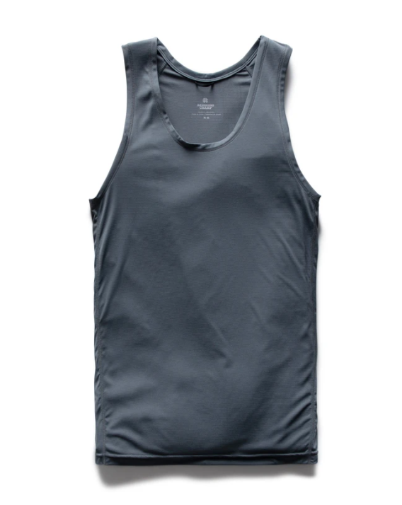 Reigning Champ | Deltapeak Training Tank - Carbon