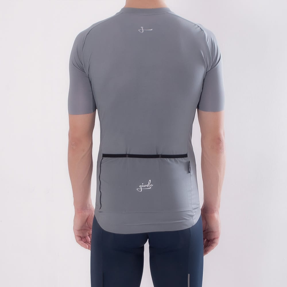 givelo | Essential 2.0 Jersey - Metal Grey
