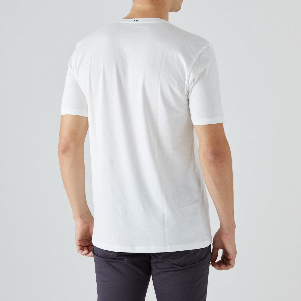givelo | Don't Settle T-Shirt - White