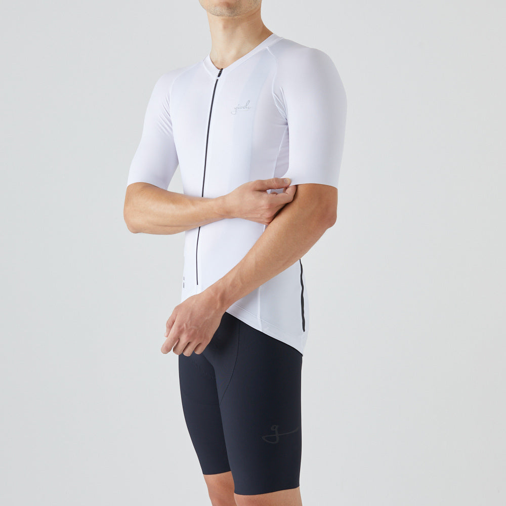 givelo | Essential Jersey - White