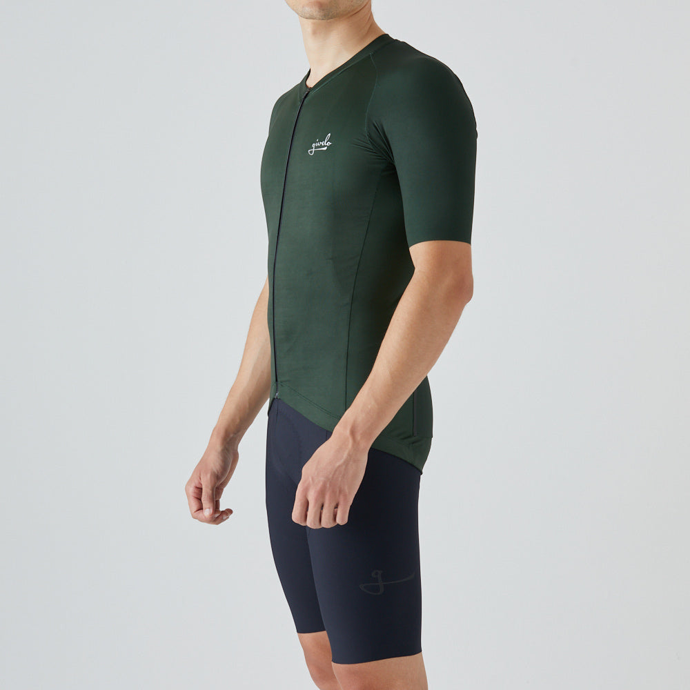 givelo | Essential Jersey - Military Green