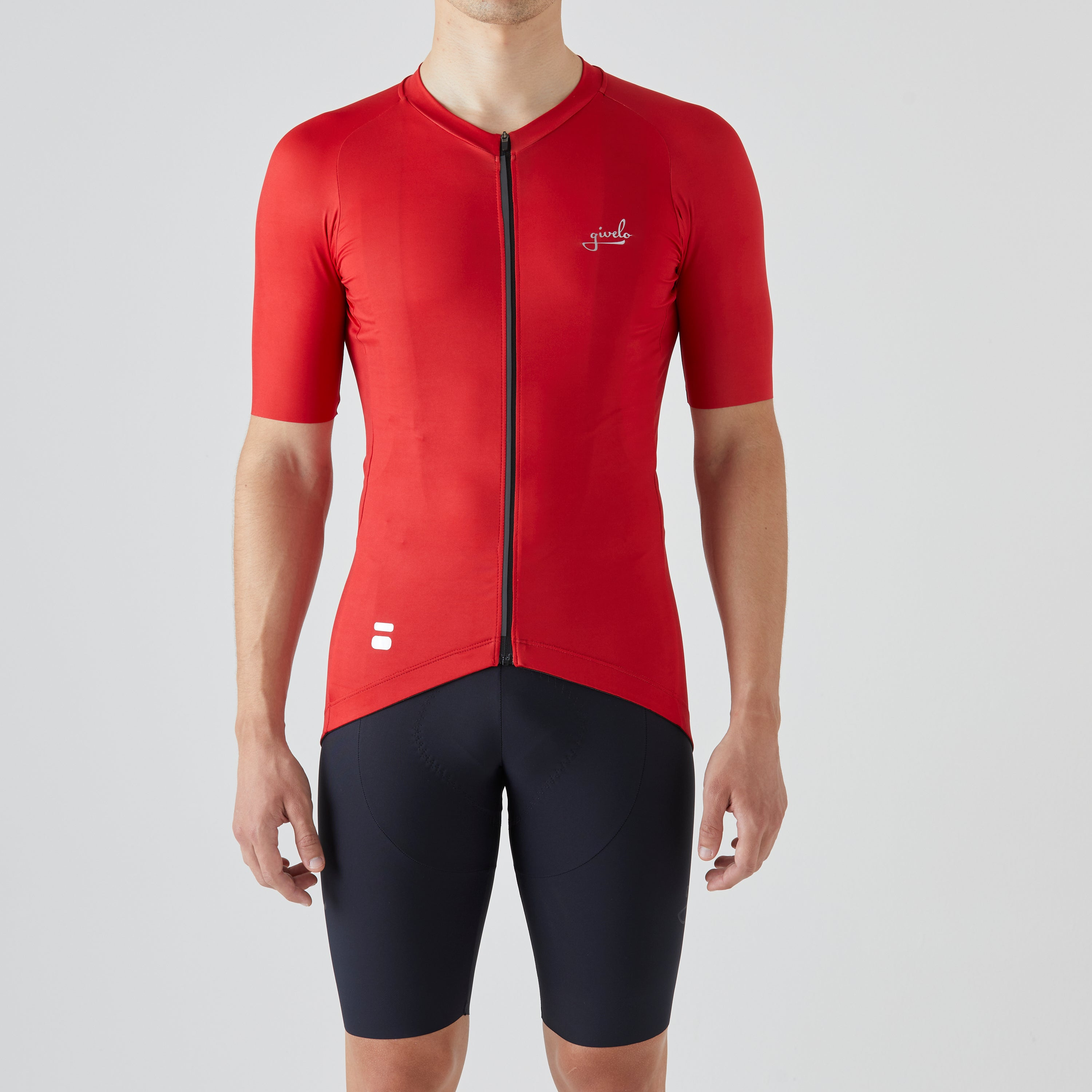 givelo | Essential Jersey - Red
