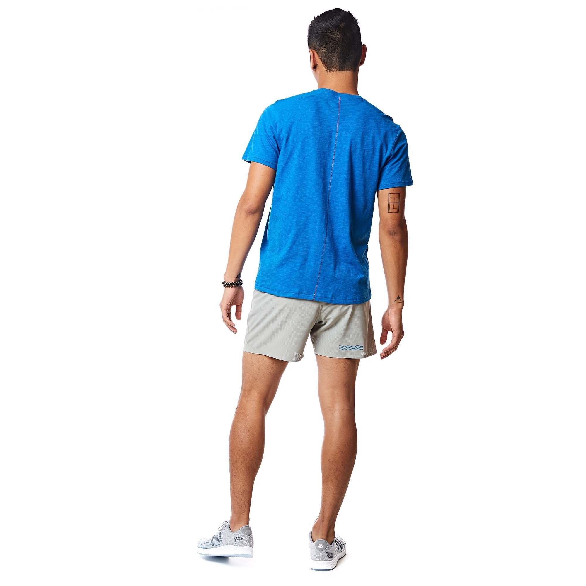 Janji | Runpaca Short Sleeve in Royal Blue