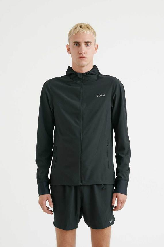 Doxa | Jett Jacket Core- Black