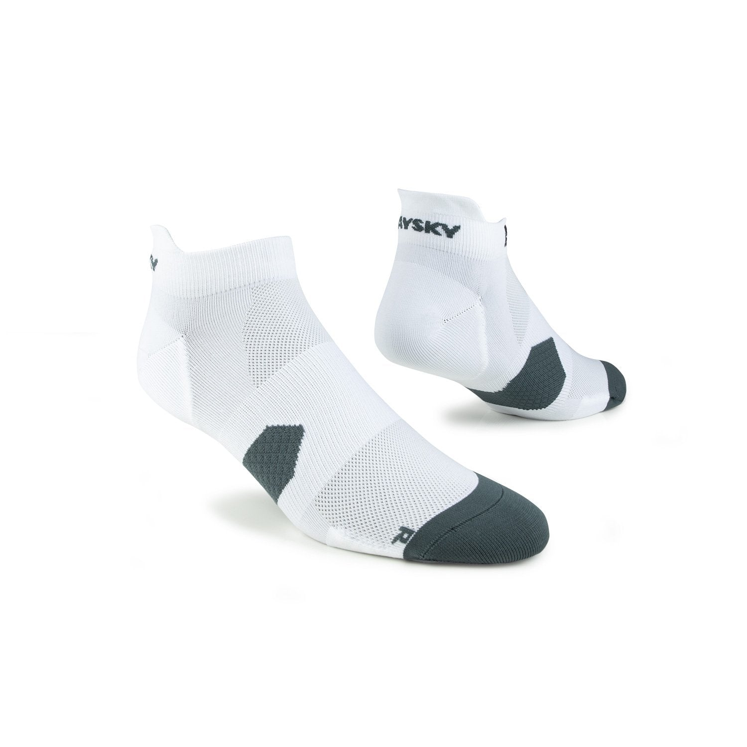 Saysky | Low Socks - White