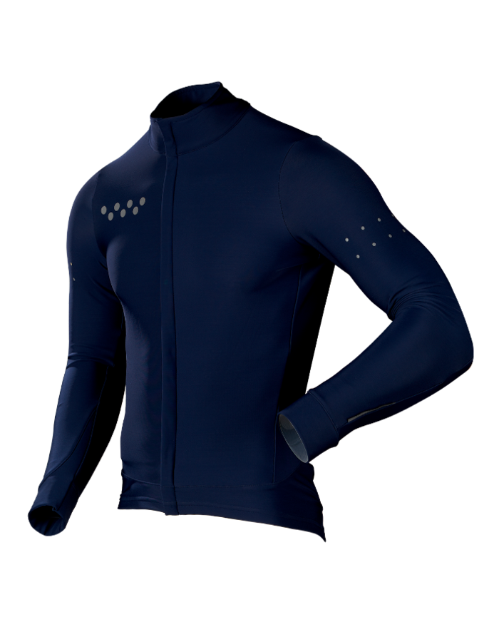 Pedla | Core / Roubaix Jacket - Navy