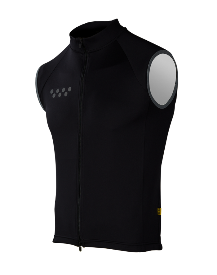 Pedla | Core / Nocturnal Gilet - Black