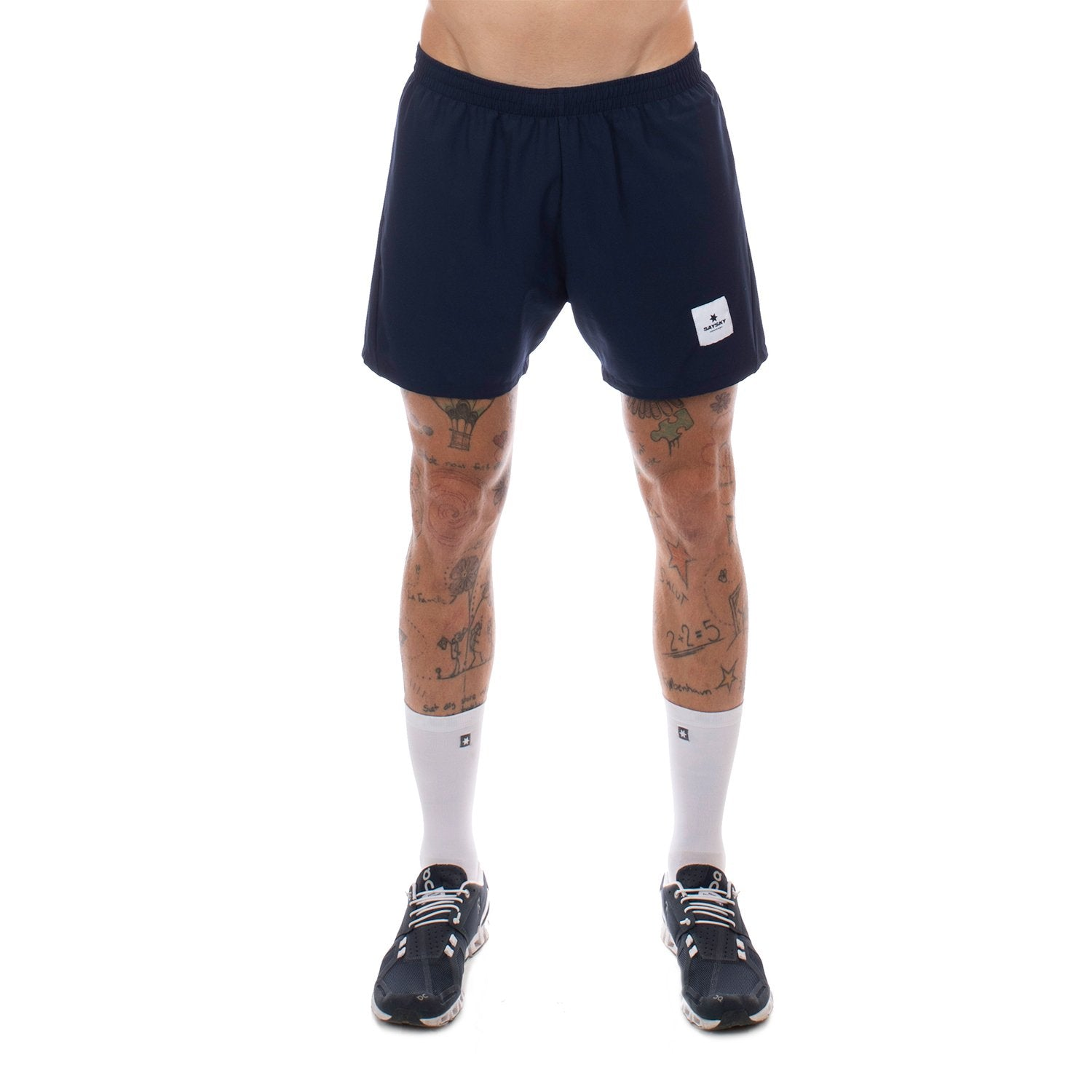 Saysky | Pace Shorts - Maritime Blue
