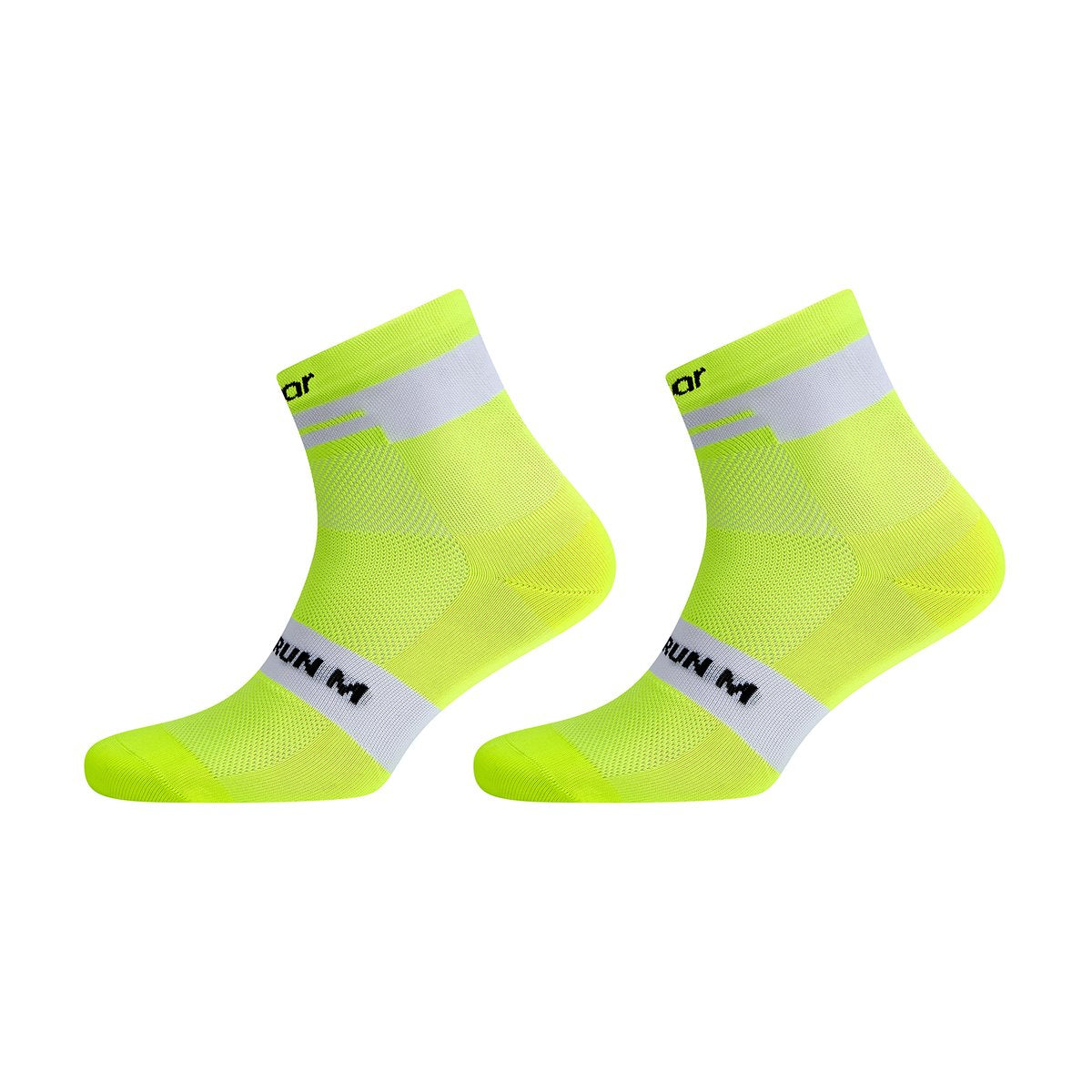 SOAR | Ankle Sock - Fluro Yellow