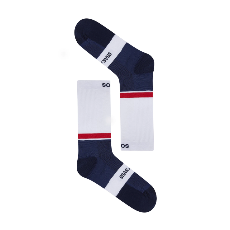 SOAR | Crew Sock - Navy