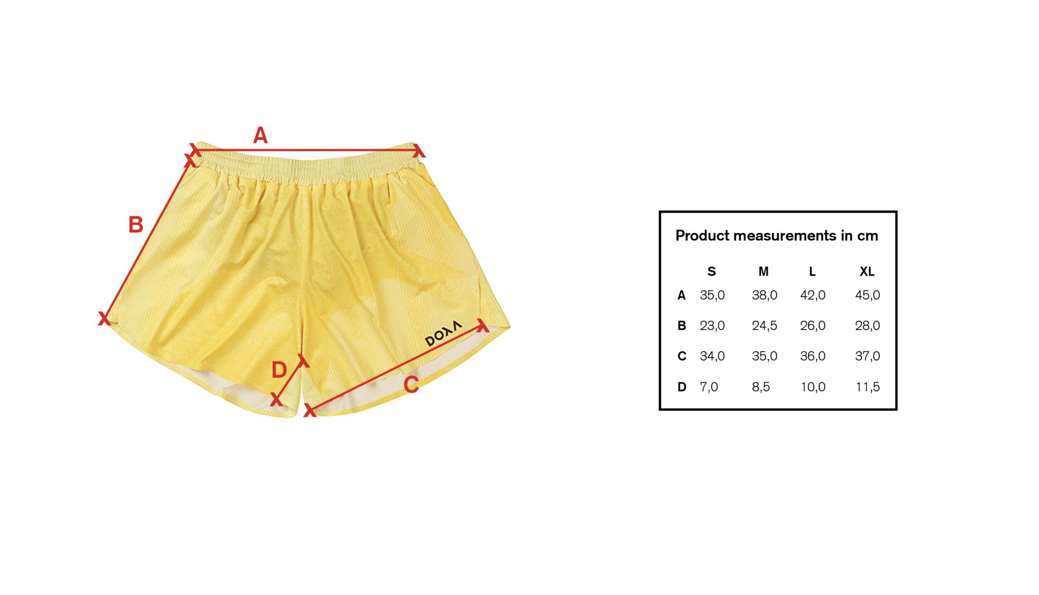 Doxa | Silas Race Shorts X-ray - Blitz