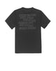 Doxa | Troy Tee Injuries - Black