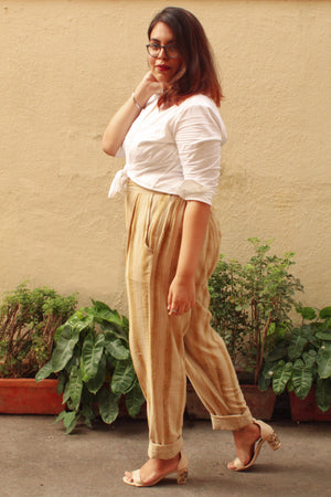 Khadi Lounge Pants - Sikhat