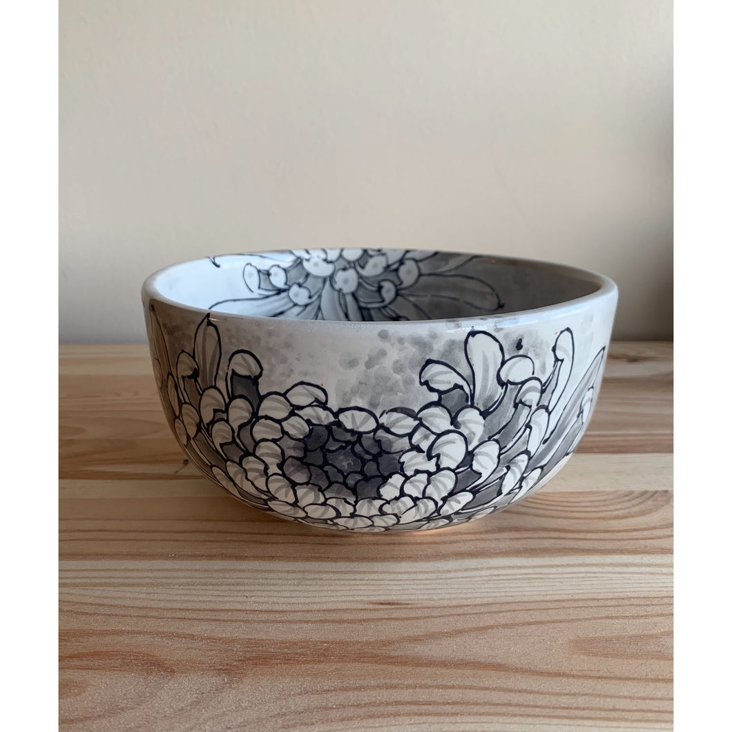 Chrysanthemum bowl