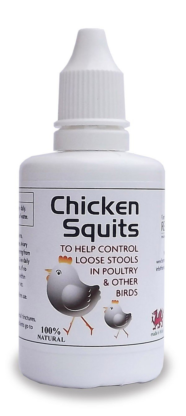Chicken Squits 50ml