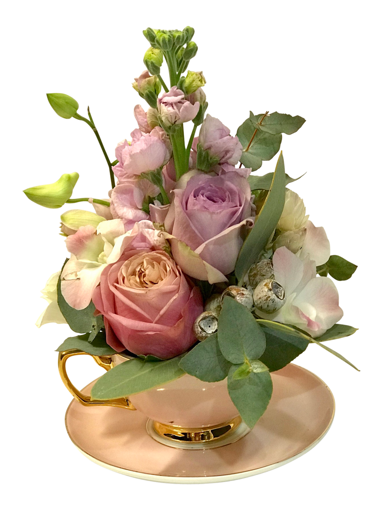 'High Tea' Posy